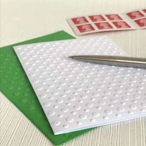 Patterned Card Packs