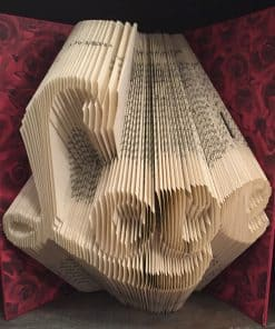 Romantic Book Folding Patterns