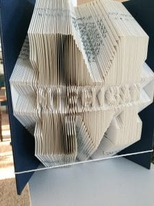 USA Book Folding Patterns